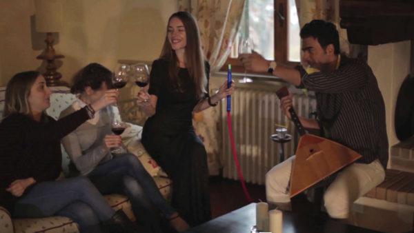 Video Viticcio Tuscan Boredom 1