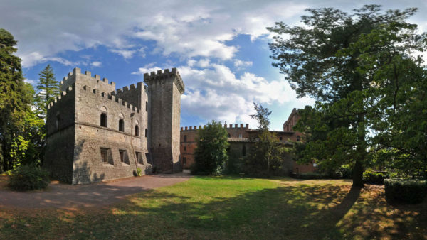 Valentine's Day in Chianti - Brolio Castle