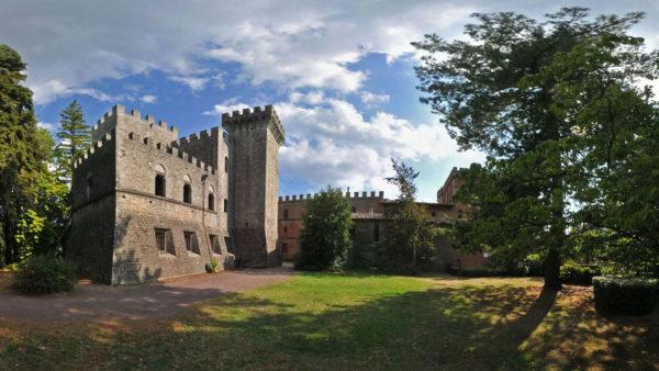 Valentine's Day in Chianti - Brolio Castle