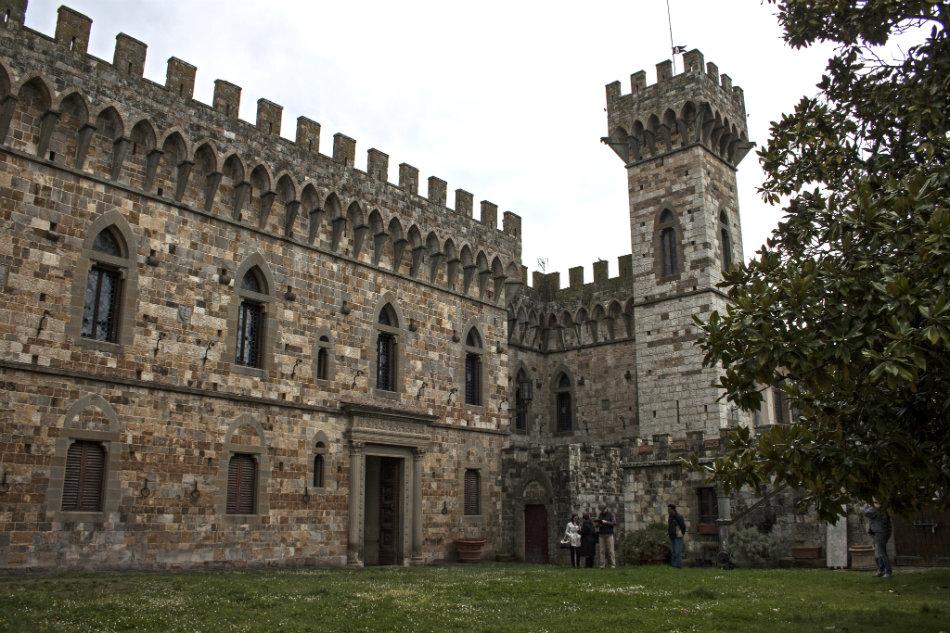 Monastery of Badia a Passignano - CC, Kinzica Sorrenti SMT Tuscany